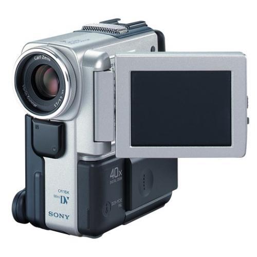 DCRPC5 Digital Video Camera Recorder Minidv