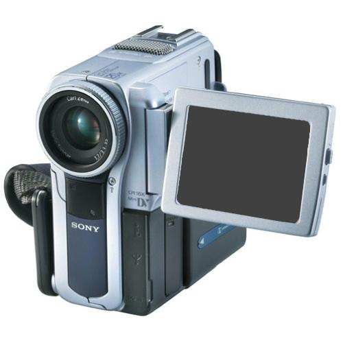 DCRPC9 Digital Video Camera Recorder Minidv