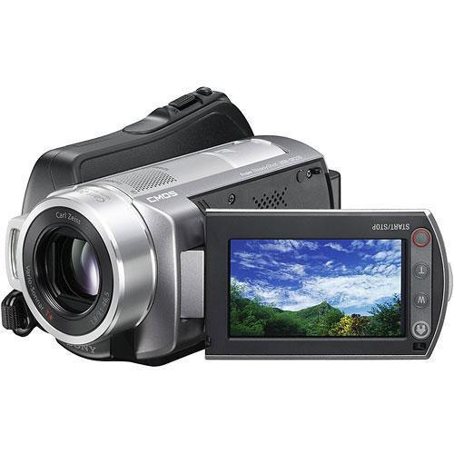 DCRSR220D Hard Disk Drive Handycam Camcorder