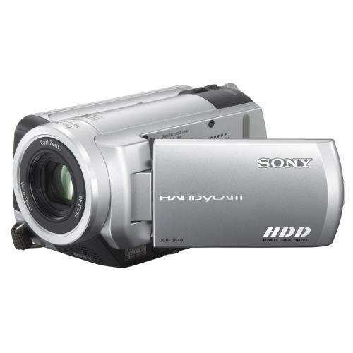 DCRSR40 Hard Disk Drive Camcorder - 30Gb