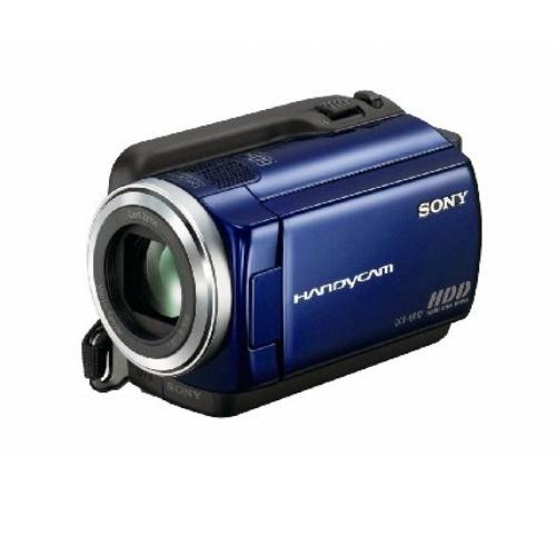 DCRSR47/L 60Gb Hdd Camcorder W/ 60X Optical Zoom; Blue