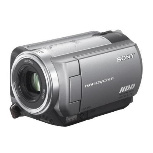 DCRSR60 Hard Disk Drive Camcorder - 30Gb
