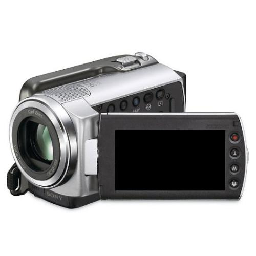 DCRSR67 80Gb Hdd Camcorder W/ 60X Optical Zoom