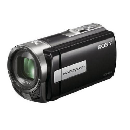 DCRSX85/B Standard Definition Handycam Camcorder; Black