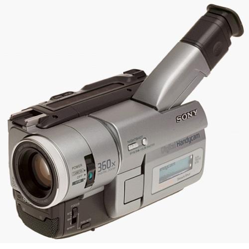 DCRTRV103 Digital Video Camera Recorder