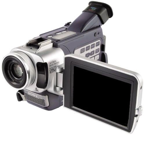 DCRTRV17 Digital Video Camera Recorder Minidv