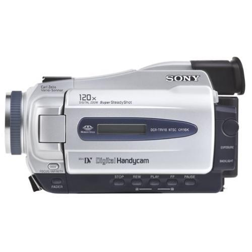 DCRTRV18 Digital Handycam Camcorder