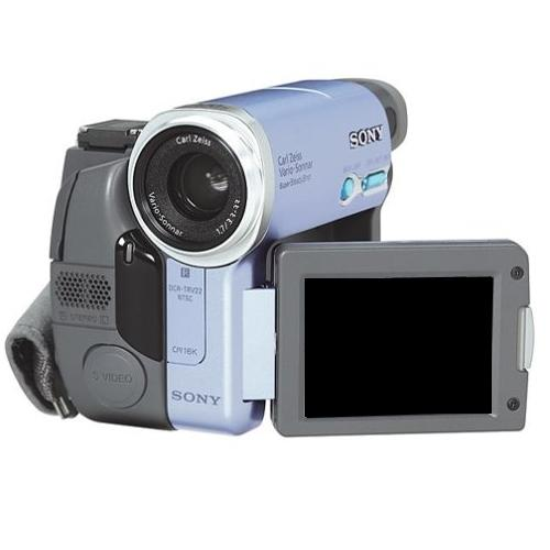 DCRTRV22 Digital Handycam Camcorder