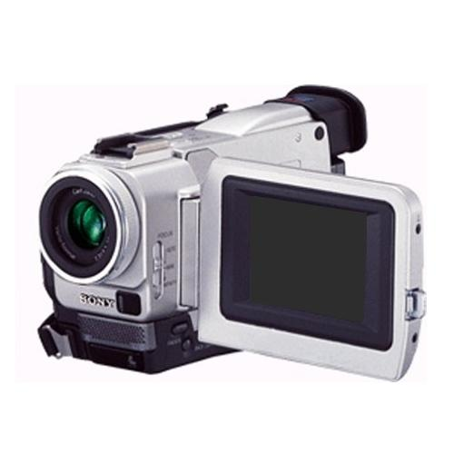 DCRTRV6 Digital Video Camera Recorder Minidv