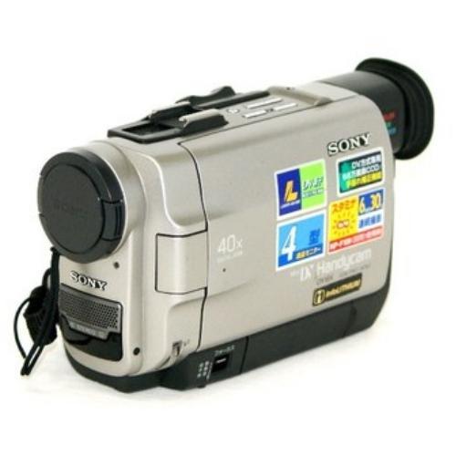 DCRTRV7 Digital Video Camera Recorder Minidv