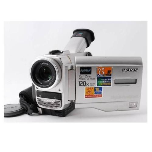 DCRTRV8 Digital Video Camera Recorder Minidv
