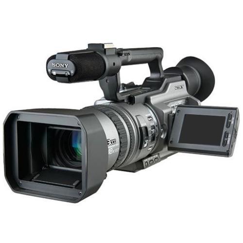 DCRVX2100 3Ccd Minidv Camcorder