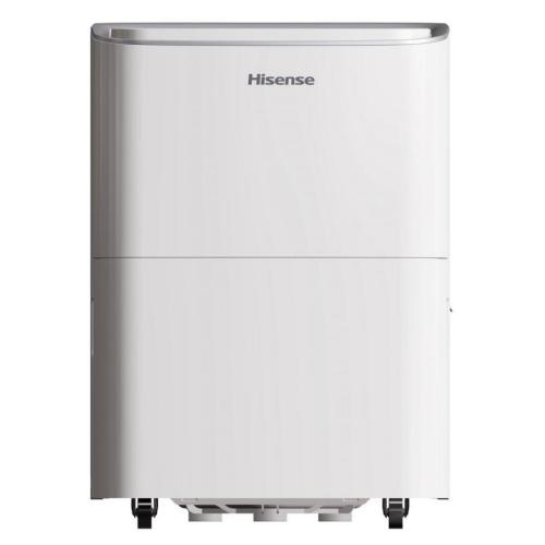 DH35K1W 35 Pint 2-Speed Dehumidifier