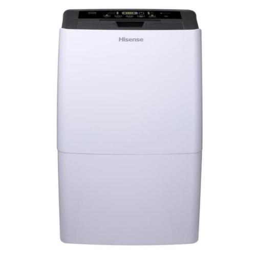 DH7019W1WG 70 Pint 2-Speed Dehumidifier With With Wifi Connected