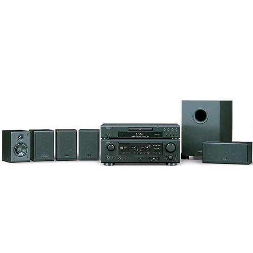 DHT683DVD Dht-683dvd - Home Theater Speaker System
