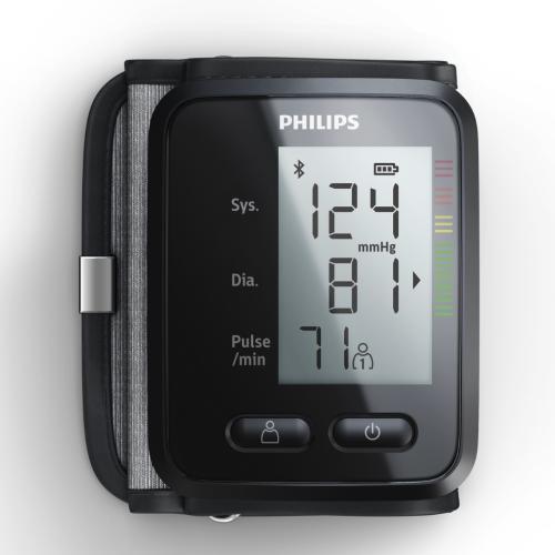 DL8765/37 Wrist Mount Blood Pressure Monitor