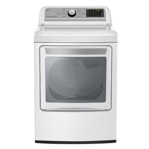 DLE7200WE 7.3 Cu. Ft. Smart Wi-fi Enabled Electric Dryer