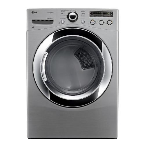 DLEX3250V 7.3 Cu. Ft. Ultra Large Capacity Steamdryer With Sensor Dry
