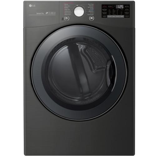 DLEX3900B 27-Inch Front Load Electric Dryer