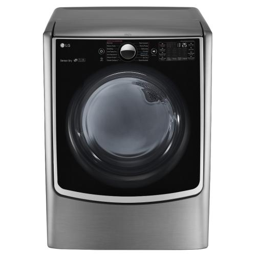 DLGX5001V 27-Inch 7.4 Cu. Ft. Gas Dryer With 14 Dry Cycles