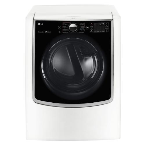 DLGX9001W 5.2 Cu. Ft. Large Smart Wi-fi Enabled Front Load Washer