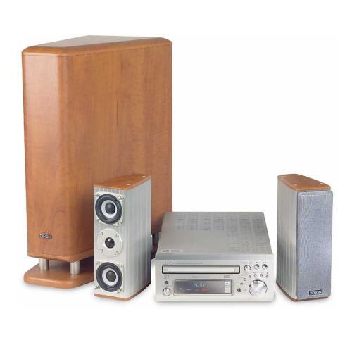DM71DVSXP D-m71dvsxp - Dvd/radio Surround Sound