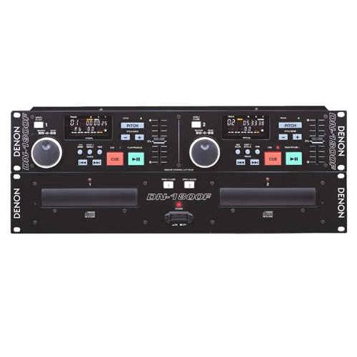 DN1800F Dn-1800f - Dual Cd Player