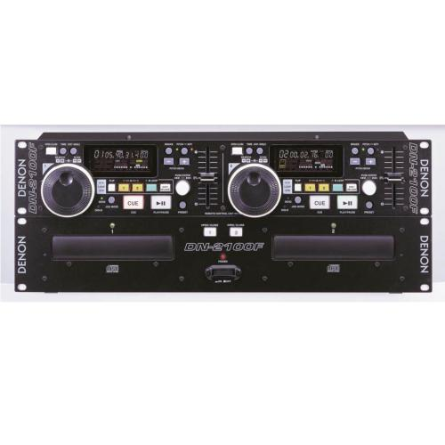 DN2100F Dn-2100f - Dual Cd Player