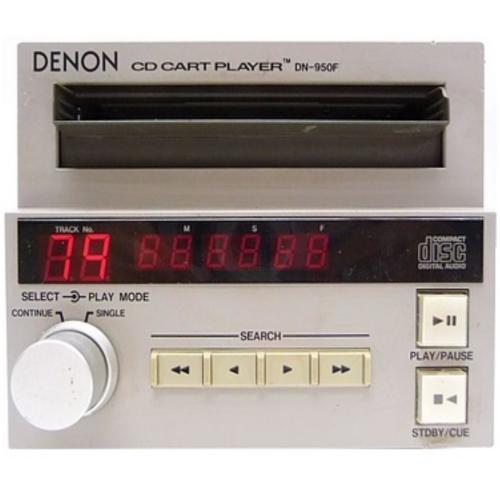 DN950F Dn-950f - Cd Cartridge Player