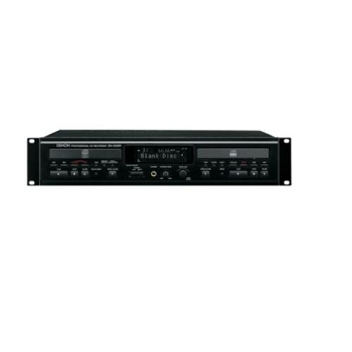 DNC550R Dn-c550r - Dual Cd Player/recorder