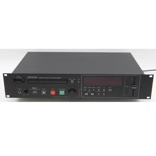 DNC630 Dn-c630 - Compact Disc Player