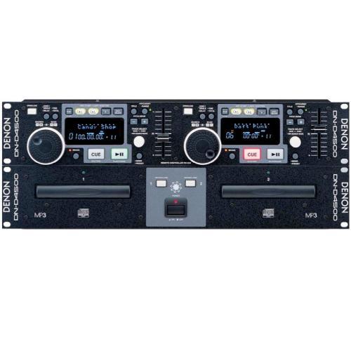 DND4500 Dn-d4500 - Dual Cd/mp3 Player