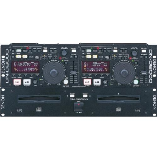 DND6000 Dn-d6000 - Dual Cd/mp3 Player