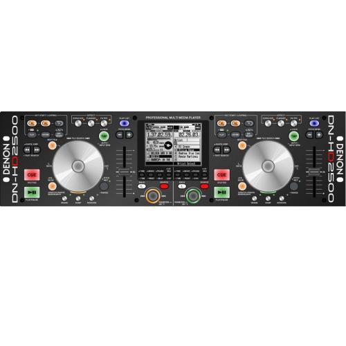 DNHD2500 Dn-hd2500 - Usb Midi/audio Interface & Controller
