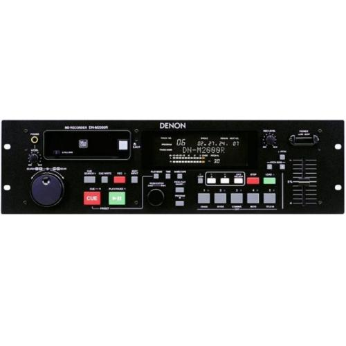 DNM2000R Dn-m2000r - Professional Mini Disc Recorder