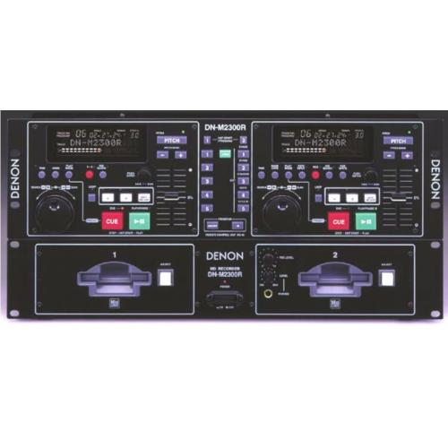 DNM2300R Dn-m2300r - Mini Disc Recorder