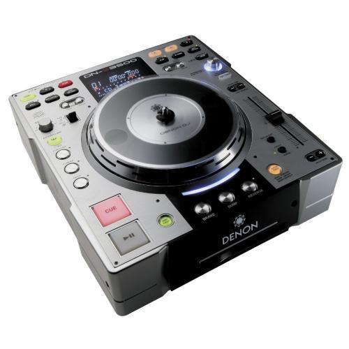 DNS3500 Dn-s3500 - Dj Table Top Cd/mp3 Player