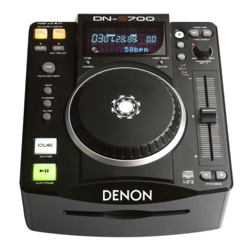 DNS700 Dn-s700 - Table Top Cd/mp3 Player