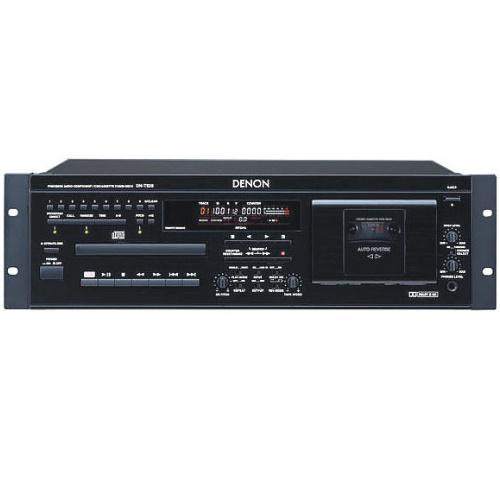 DNT620 Dn-t620 - Cd/cassette Combi-deck