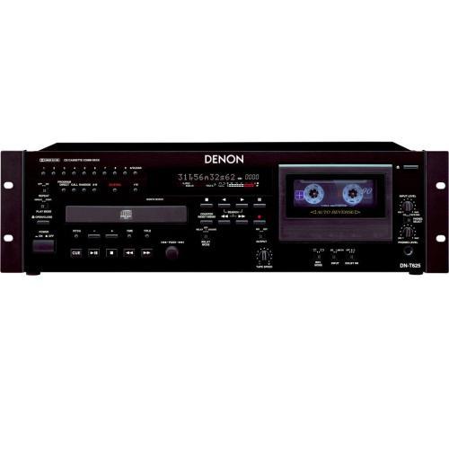 DNT625 Dn-t625 - Cd/cassette Combi-deck