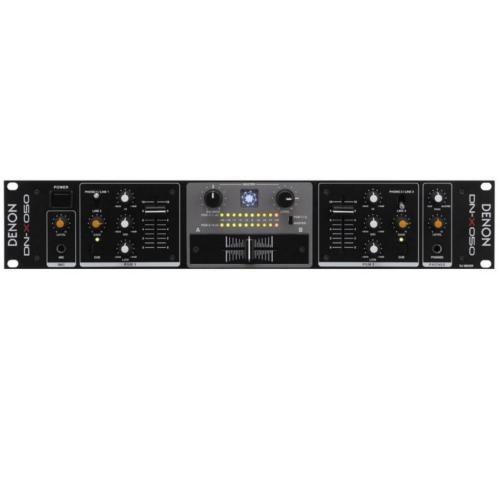 DNX050 Dn-x050 - Rackmount Dj Mixer