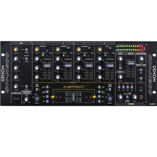 DNX800 Dn-x800 - Professional Digital/analog Mixer
