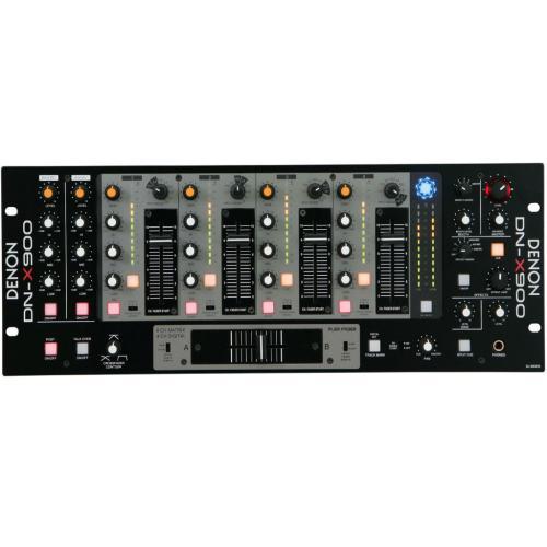DNX900 Dn-x900 - Professional 4 Channel Dj Mixer