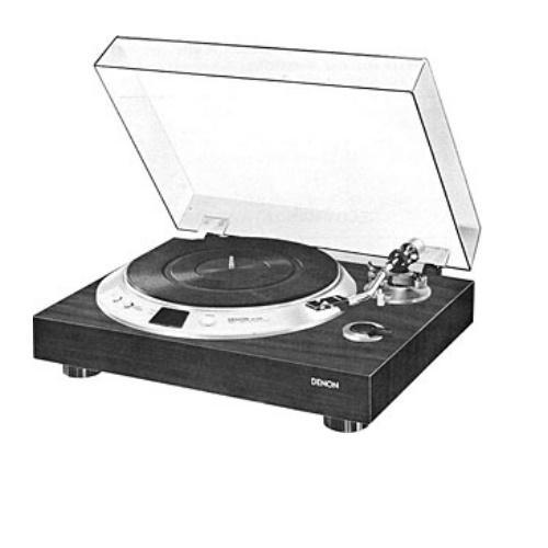 DP1200 Dp-1200 - Direct Drive Turntable