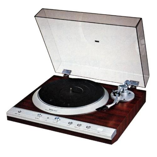 DP40F Dp-40f - Automatic Direct Drive Turntable