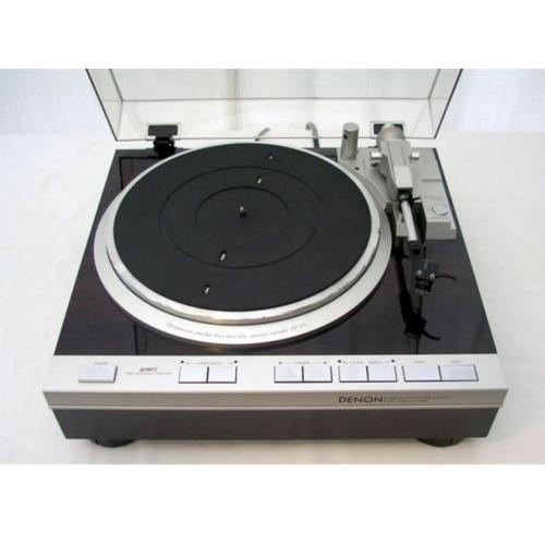 DP47F Dp-47f - Direct Drive Turntable
