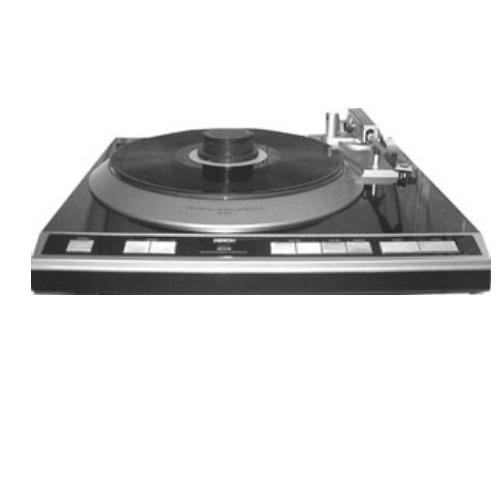DP61F Dp-61f - Fully Automatic Direct Drive Turntable