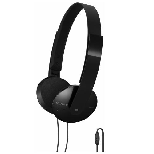 DR320DPV/BLK Stereo Headset
