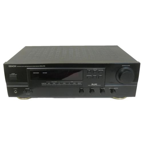 DRA275R Am/fm Stereo Receiver