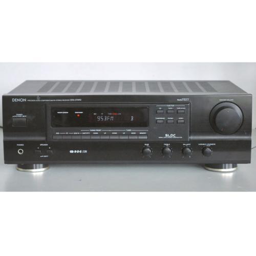 DRA375RD Am/fm Stereo Receiver